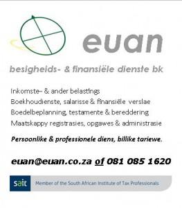 Euan B&F klein advert Okt '14