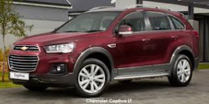 Chevrolet Captiva 2.2D LT